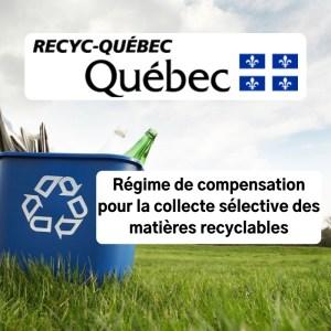 Logo - compensation collecte sélective