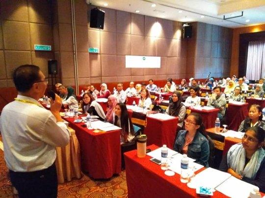 Workshop in KL in July 2019