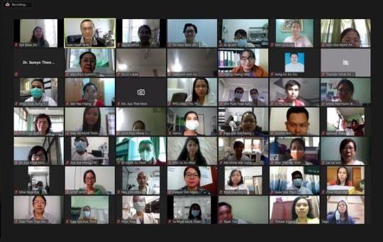 Yangon webinar
