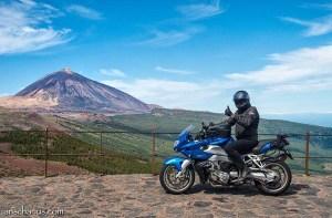 Pico die Teide - 3718 Meter
