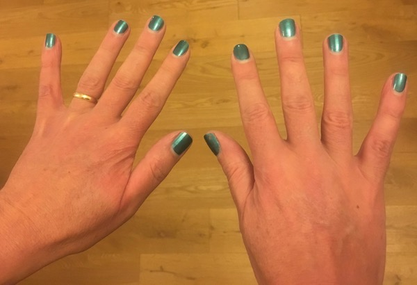 Nail Bar : Responding to Differences