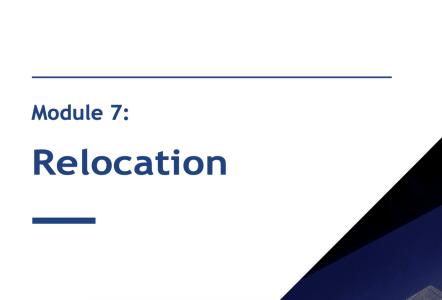 Module 7: Relocation Cases