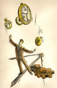 Im Zeitmanagement Coaching Balance finden durch Zeitmanagement Methoden