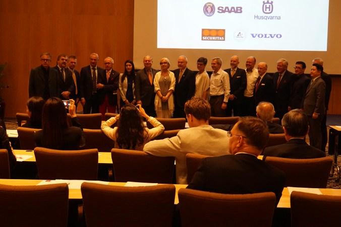 AGM Annual General Meeting TSCC Thai-Swedish Chamber of Commerce 2017 2560