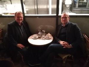 Peter Berg & Stefan Pärlhem
