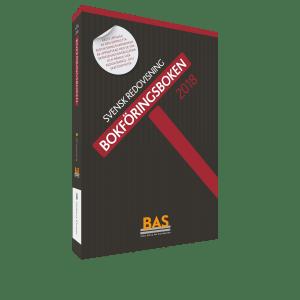 BAS-kontoplanen - Bokföringsboken 2018