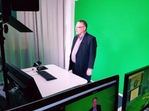 Accountor Training - In the Stockholm Studio | I studion i Stockholm