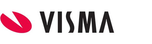 Logo för programvaruföretaget Visma SPCS