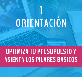 Plan consultoría marketing. Optimiza tu presupuesto - AR Marketing