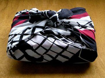 Furoshiki, de Japanse verpakkingskunst.