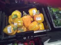 Apart verpakte paprika's in de Albert Heijn... Te vermijden!