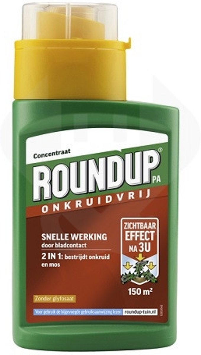 ROUND UP Natural concentraat 270ml 1
