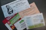 Gepersonaliseerde loten bestellen voor uw evenement.