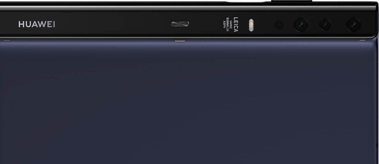 HUAWEI Mate X Camera Design