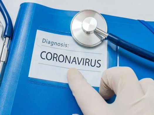 News Picture: Woman Infected With Two COVID-19 Variants at Once