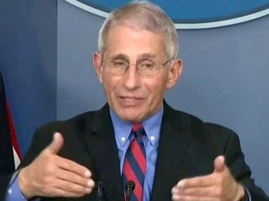 News Picture: Fauci Pushes Ambitious Plan to Guard Against Future Pandemics