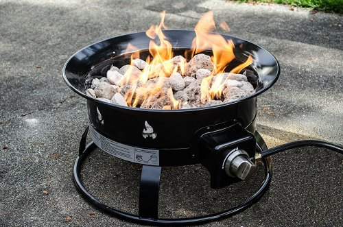 Top 5 Best Propane Fire Pit In 2020 - Reviews & Guide
