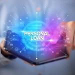 Personal loan phone application