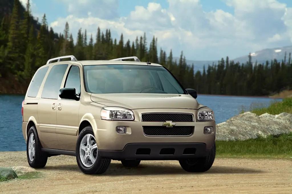 08 Chevrolet Uplander