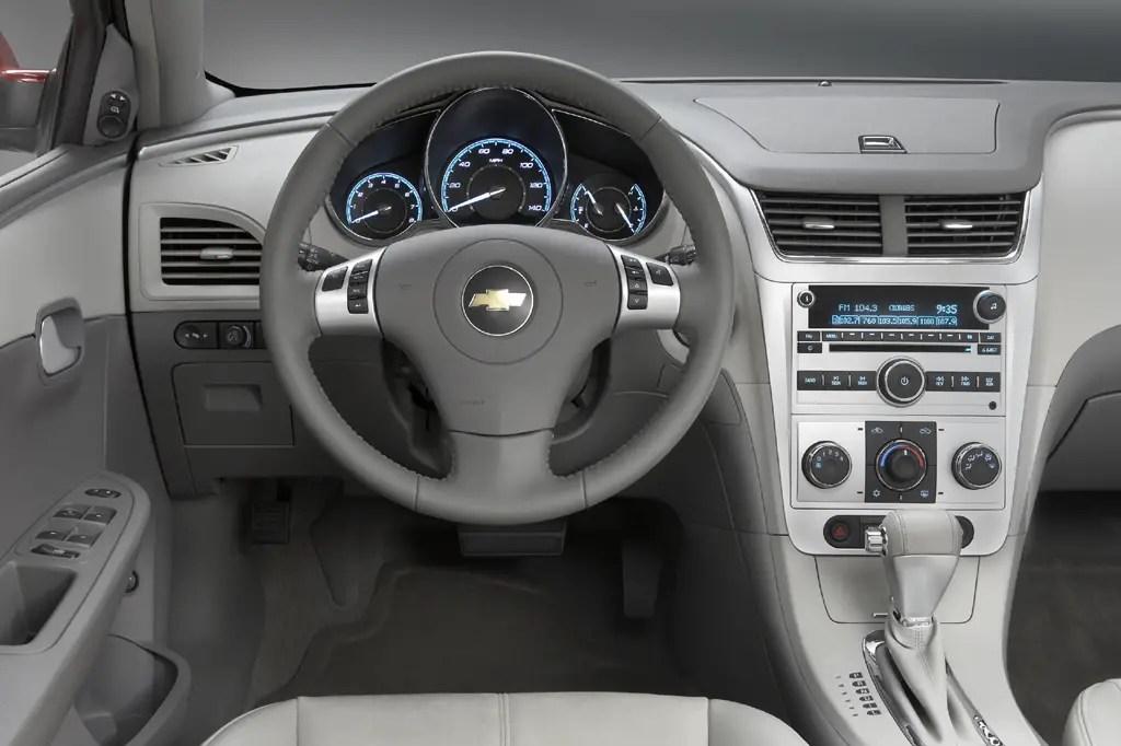 2011 Chevy Malibu Ltz Colors