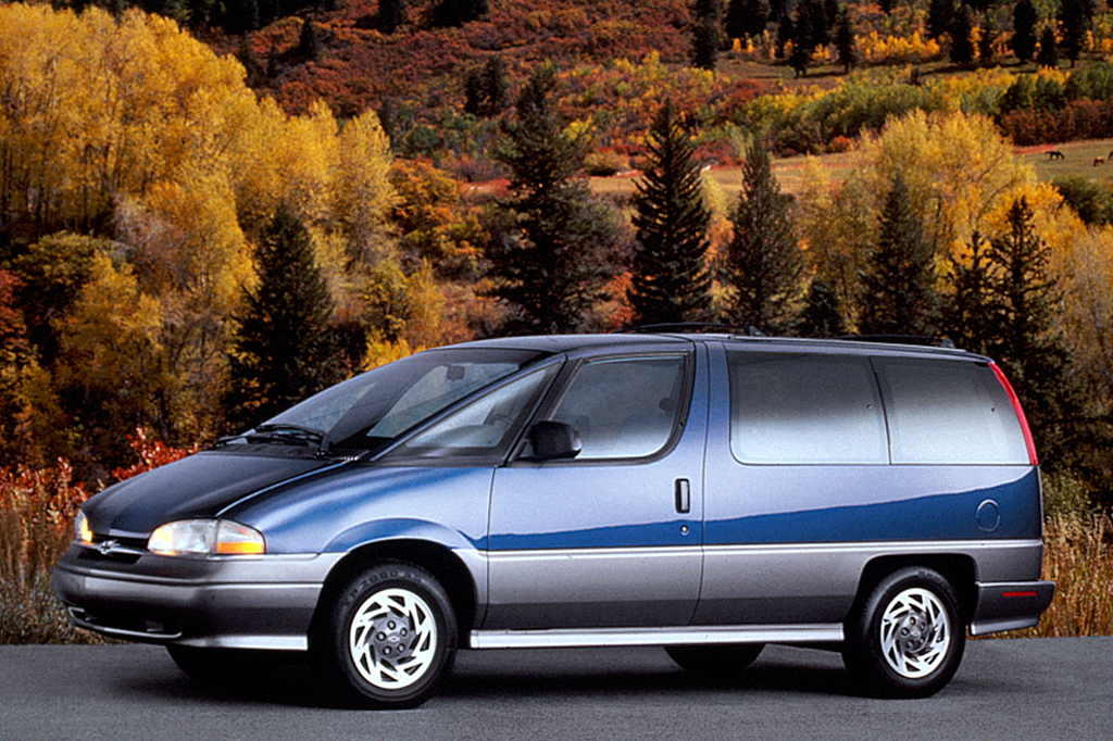 1996 Chevy Extended Cargo Van