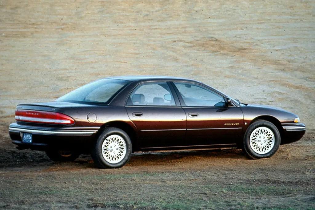 97 Chrysler Concorde New Yorker Lhs