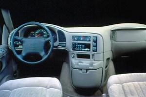 199005 Chevrolet Astro   Consumer Guide Auto