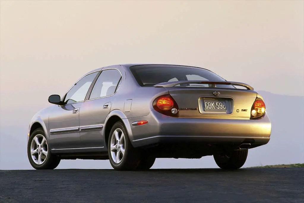 2000 04 nissan maxima consumer guide auto