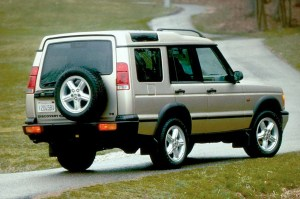 199904 Land Rover Discovery II | Consumer Guide Auto