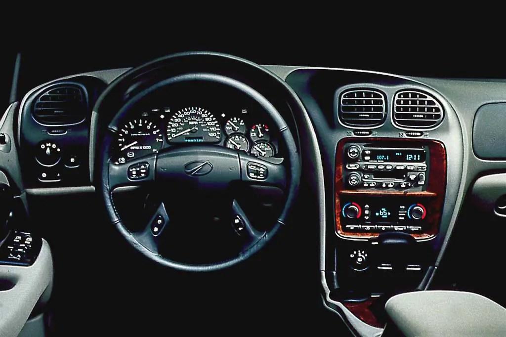2002 04 Oldsmobile Bravada Consumer Guide Auto
