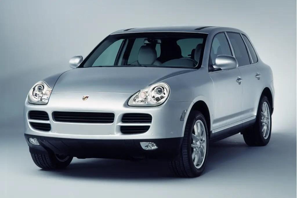 2003 07 Porsche Cayenne Consumer Guide Auto