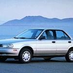1991 94 Nissan Sentra Consumer Guide Auto