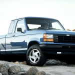 1990 92 Ford Ranger Consumer Guide Auto