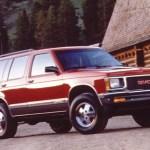 1990 94 Gmc Jimmy Consumer Guide Auto