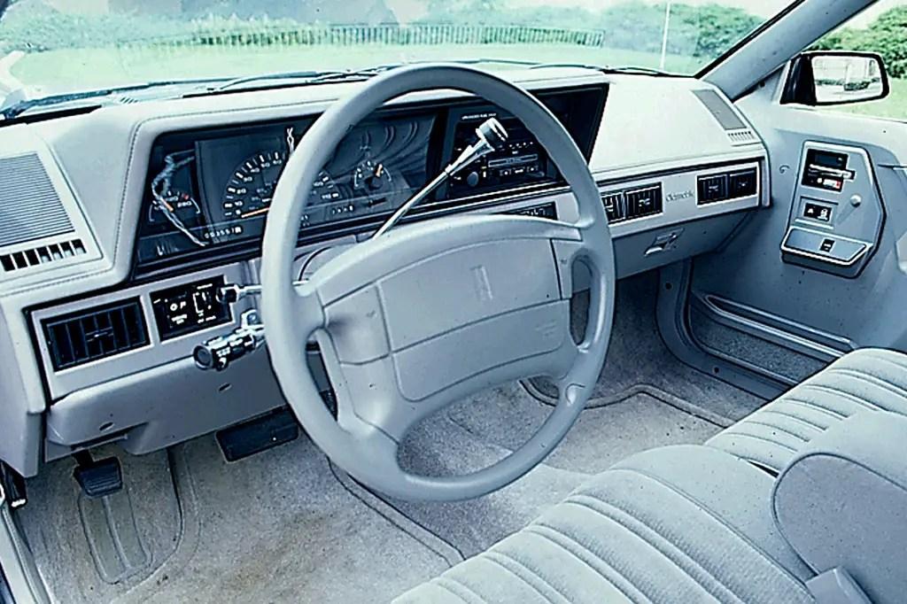 Interior Leather Wagon Accord 1995