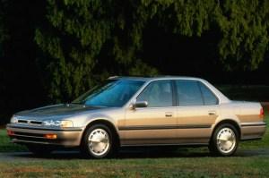 199093 Honda Accord | Consumer Guide Auto