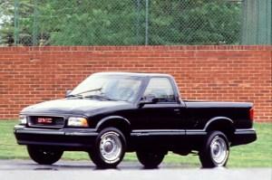 199404 GMC Sonoma | Consumer Guide Auto