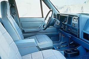 199096 Jeep Cherokee | Consumer Guide Auto