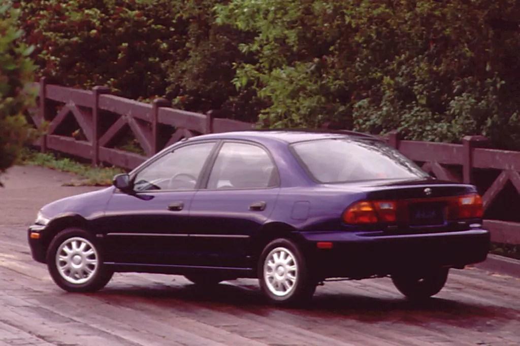 98 Mazda Protege