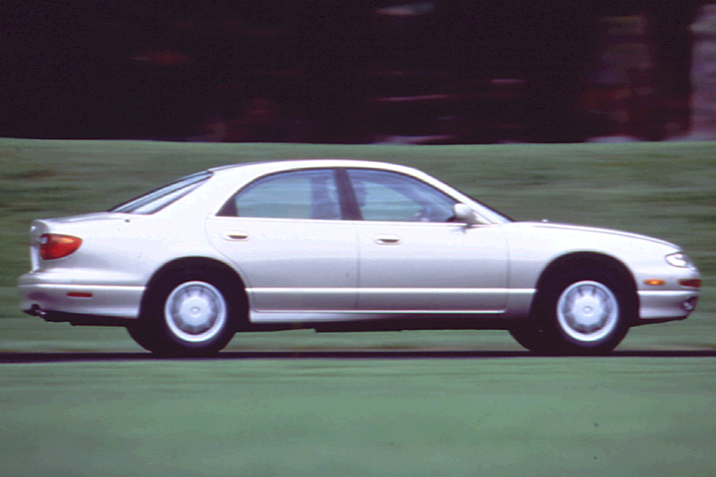 02 Mazda Millenia