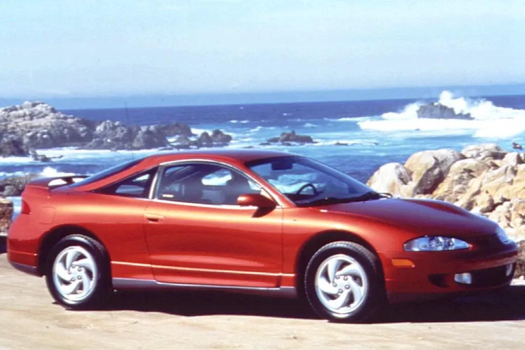 Mitsubishi 1998 Gst Dr Turbo 2 Eclipse Eclipse Gst Mitsubishi 1998