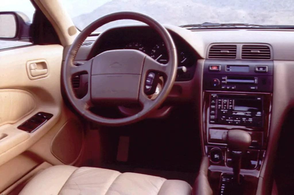 1995 99 Nissan Maxima Consumer Guide Auto