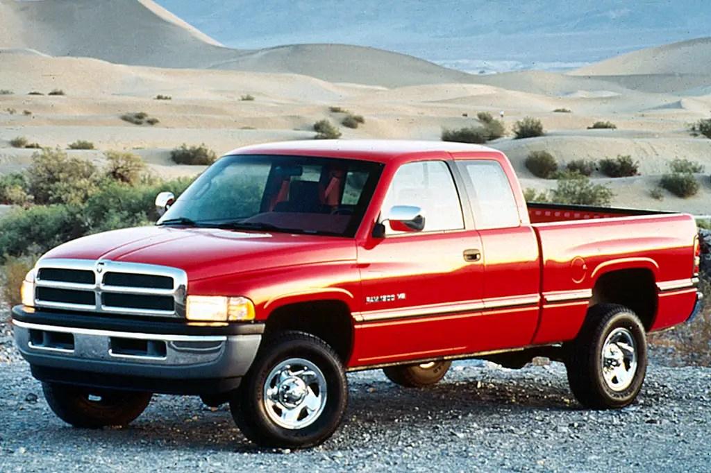 1994 01 dodge ram pickup consumer