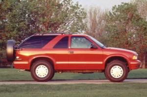 199501 GMC JimmyEnvoy | Consumer Guide Auto