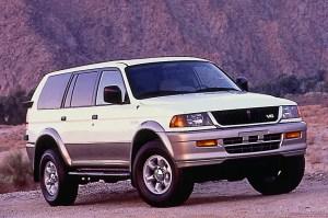 199704 Mitsubishi Montero Sport   Consumer Guide Auto