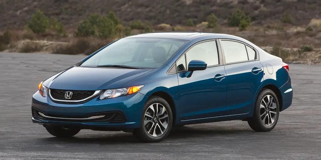 2012 15 Honda Civic Consumer Guide Auto