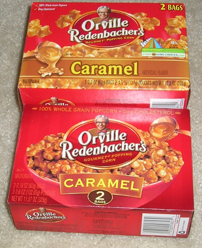 orville redenbacher is the latest