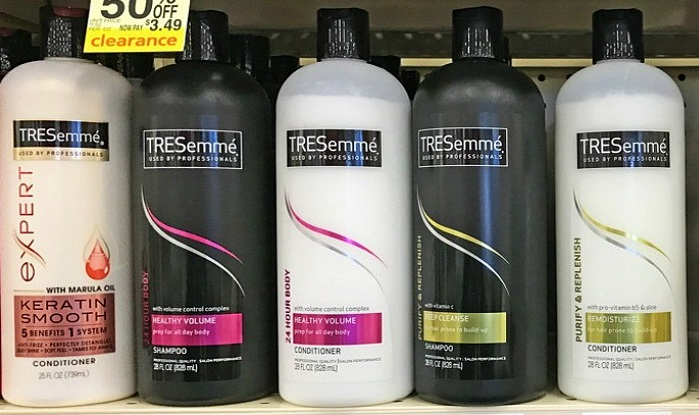 TRESemme Shampoo Amp Conditioner 100 This Week At CVS