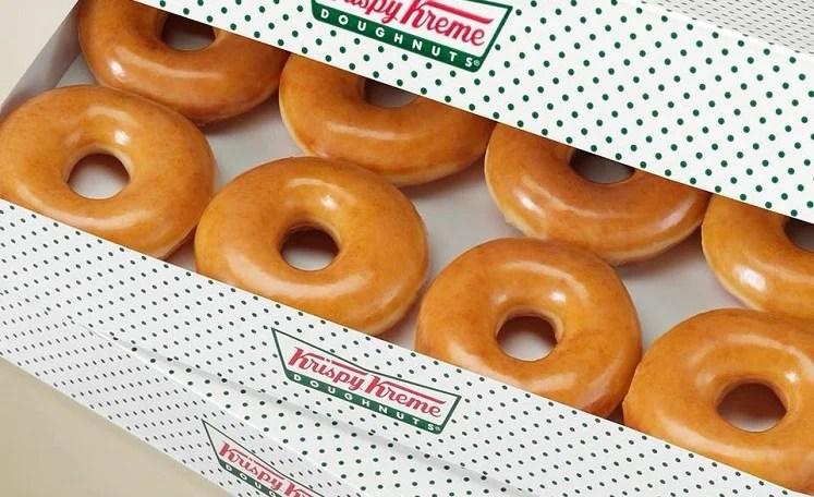 Walmart Glazed Donuts Nutrition