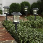 Hampton Bay Solar Path Lights 12 88 Per 5 Pk At Home Depot Reg 20